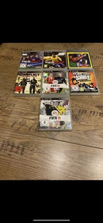 PS3 7 gier
