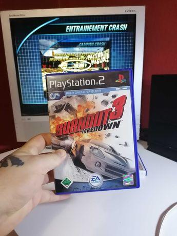 Burnout 3 Takedown PS2 FRA