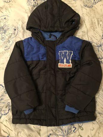 Демо курточка Lupilu 92