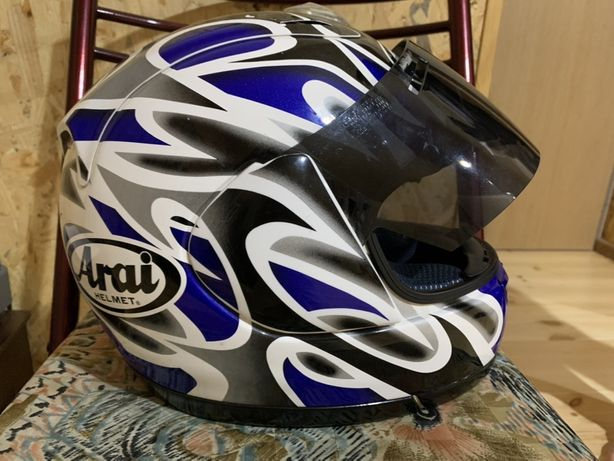 Arai мото шлем. Размер m 57-58 см
