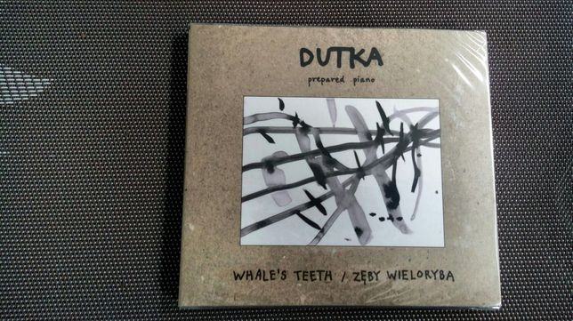 Cd Dutka prepared piano Zęby Wieloryba
