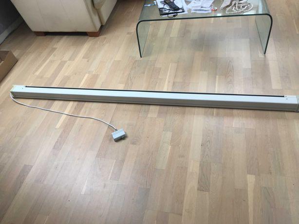 Ekran do kina domowego Kraftmann 2x2 m biały matt + trigger 12V