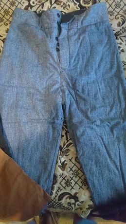 Ватные штаны новые 50-54