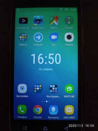 Продам телефон Lenovo P1ma40 2/16