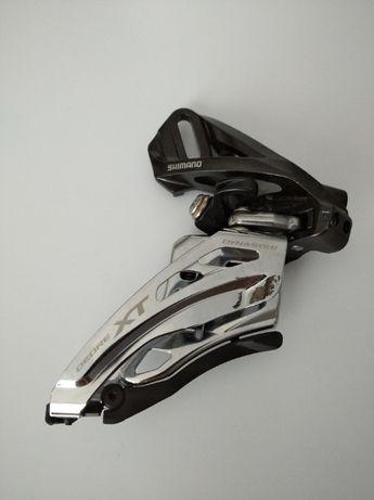 Przerzutka przednia Shimano Deore XT FD-M8020 Side Swing