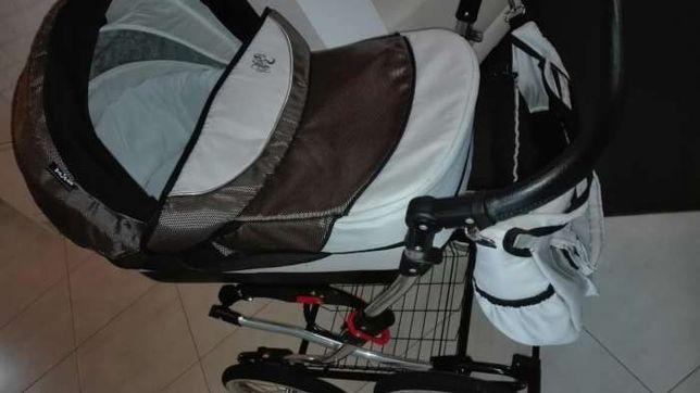 Wózek 3 w 1 firmy Kajtex