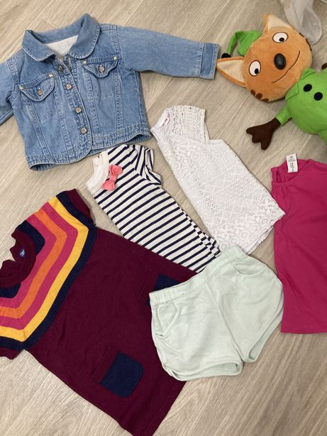 Футболка пиджак шорты для девочк