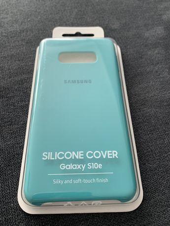 Oryginalne etui Samsung Galaxy S10e SILICONE COVER