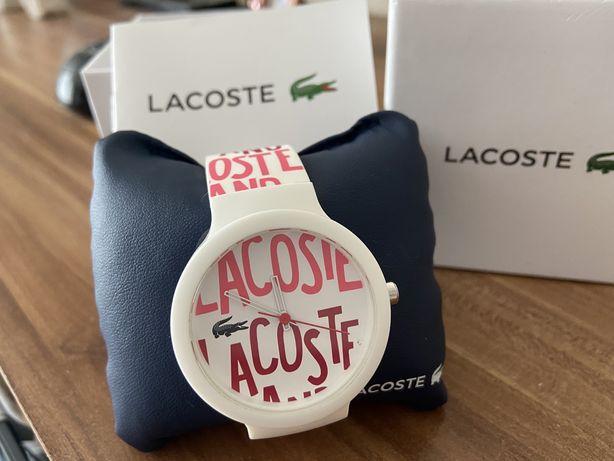 Оригинальные часы Lacoste