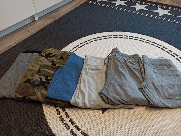 Spodnie dresowe L Zestaw 6 Szt. Tylko komplet