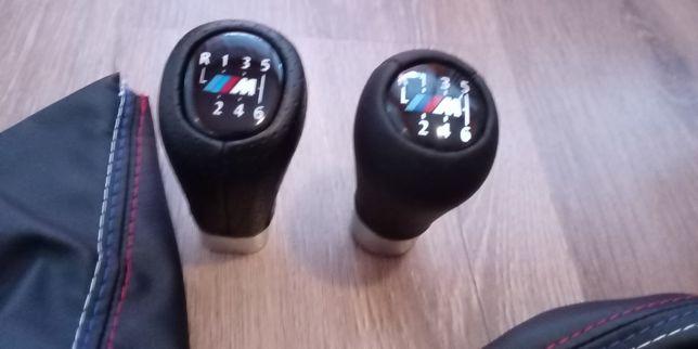 Gałka dźwignia zmiany biegów M-Power Nowa 2 wzóry BMW e46 e87 e90 e92