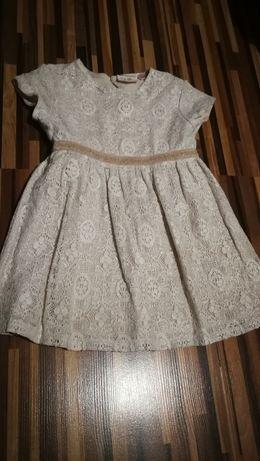 Sukienka zara 2/3 lata