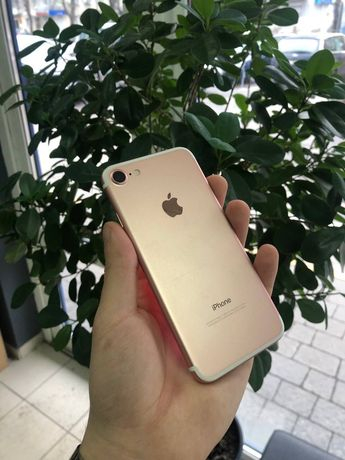 Айфон iPhone 7 32GB Neverlock Rose Розовый также 5S/6/6S/8/X/XR/Plus