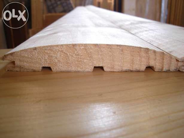 Boazeria, deski elewacyjne, imitacja bala,