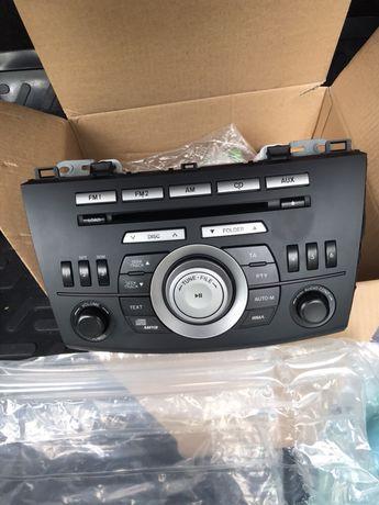 Штатная Магнитола Mazda 3 BL