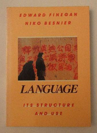 Finegan, Besnier - LANGUAGE - wstęp do językoznawstwa po angielsku