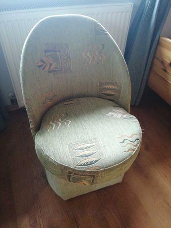 Fotele, 4 szt. Odcenie zielonego