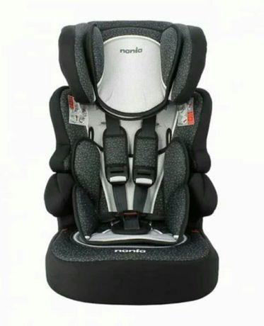 Детские автокресла Nania Beline SP SKYLINE (9-36 кг) Black