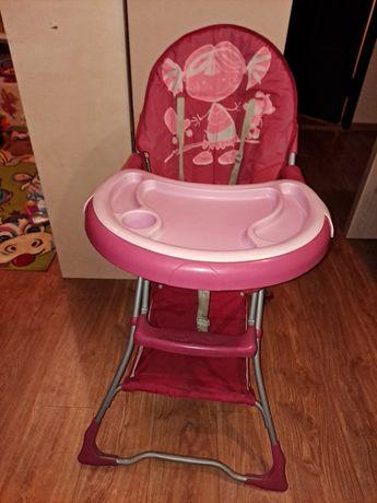 Krzesełko do karmienia Bertoni