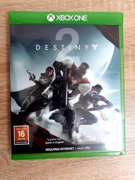 Rewelacyjna gra Destiny2 na XBOX ONE