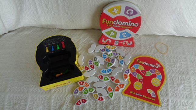 Kolekcjonerska Gra- FunDomino, Domino
