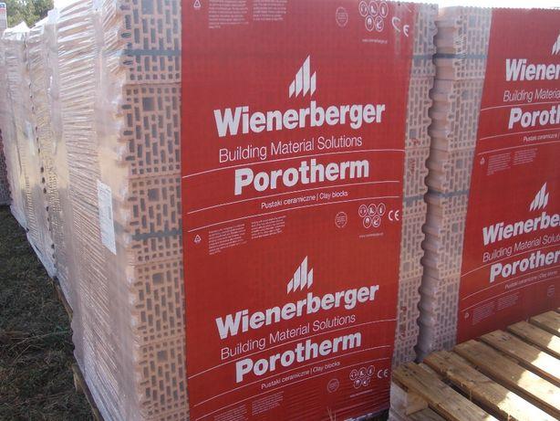wienerberger porotherm 25 p+w
