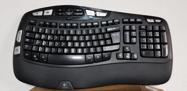 Klawiatura / logitech/ bluetooth/ komputer