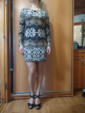 Эксклюзивное вечернее платье размер 46-48