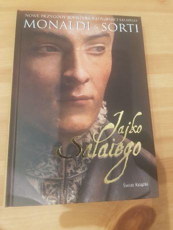 Jajko Salaiego. Rita Monaldi, Francesco Sorti