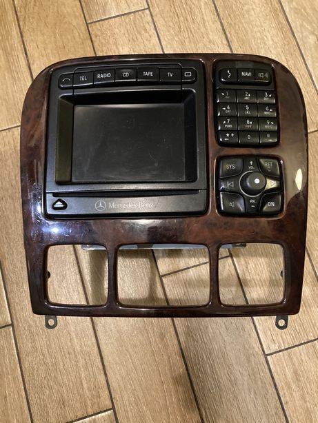 Radio Mercedes benz