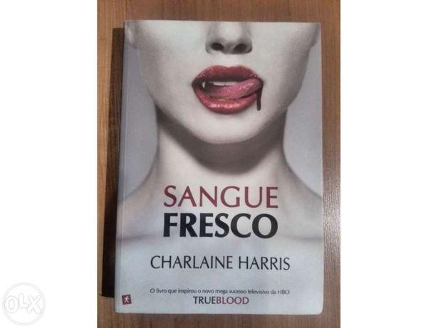 Livro Sangue Fresco_Charlaine Harris