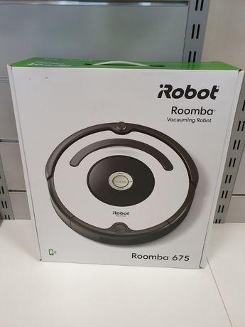 Odkurzacz automatyczny iRobot Roomba 675 Górna Wilda 72