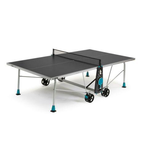 Stół tenisowy 200X marki Cornilleau OUTDOOR SZARY