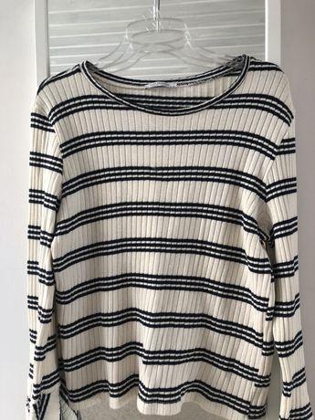 Sweterek ZARA rozmiar L