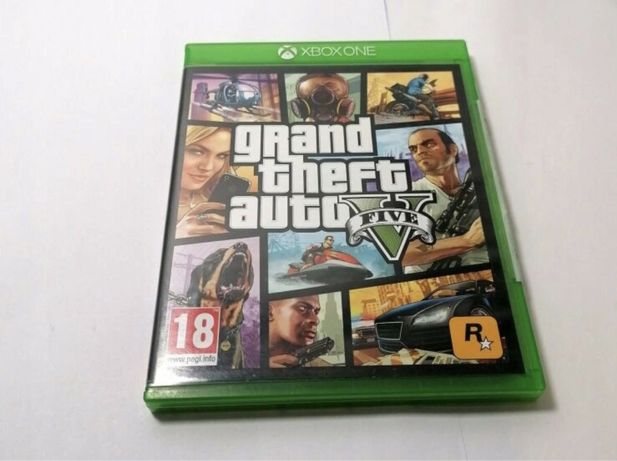 Gta 5 Xbox One,ideal,mapa