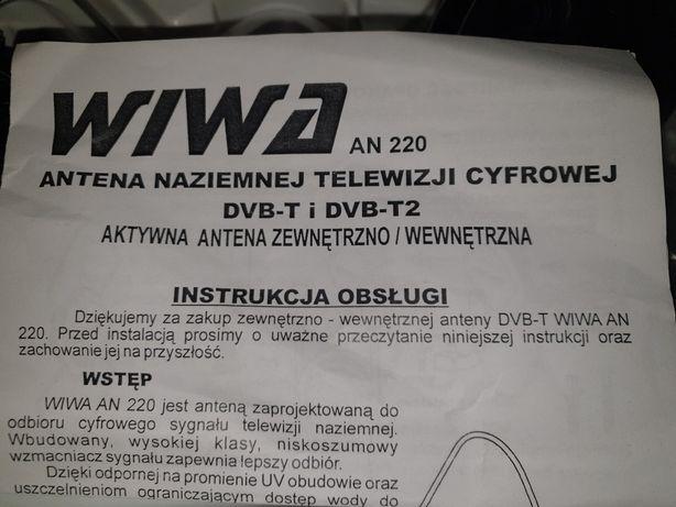 Antena naziemnej telewizji cyfrowej gwarancja