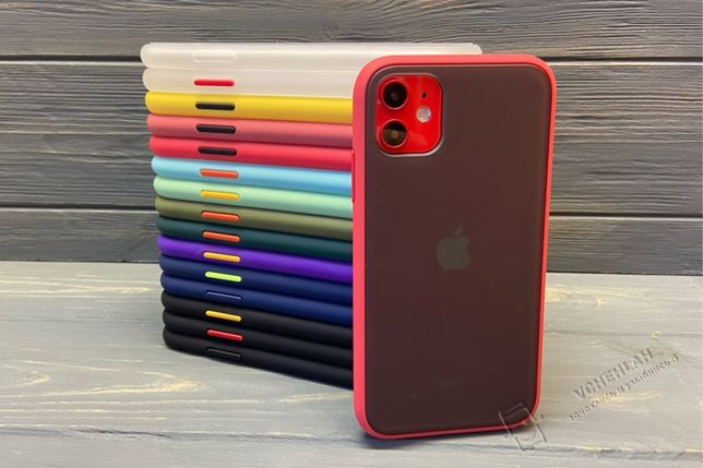 Ударопрочный чехол IPhone Avenger case 6/7/8/Plus/X/Xs/Max/11/Pro