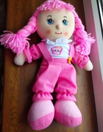 Детская кукла новая говорит поет стихи  развивающая