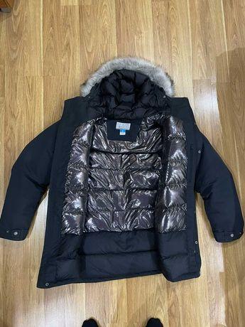 Куртка пухова Columbia XL