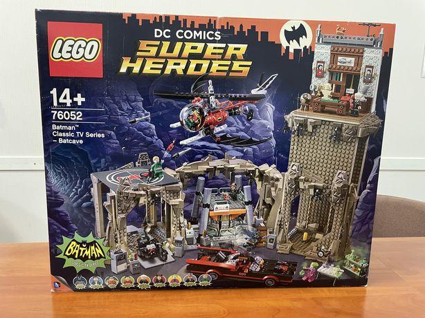 LEGO Пещера Бэтмана 76052