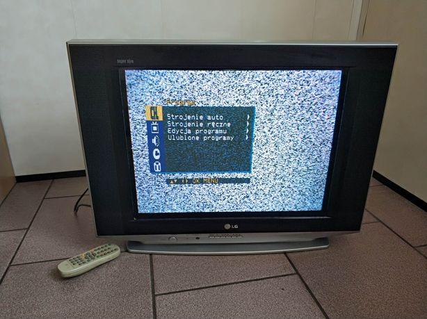 "TV CRT LG 21"" telewizor"