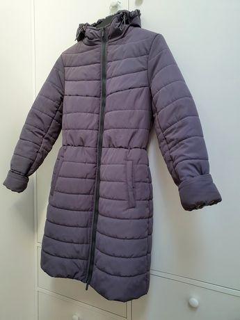 Слингокуртка пальто куртка для беременных зимняя Lullababy 3 в 1 р.С S