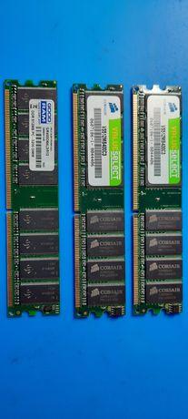 Оперативная память RAM DDR2 512Mb