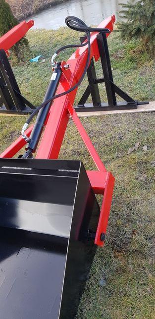 Podnosnik dźwig ładowacz na tyl ciagnika nowy transpot