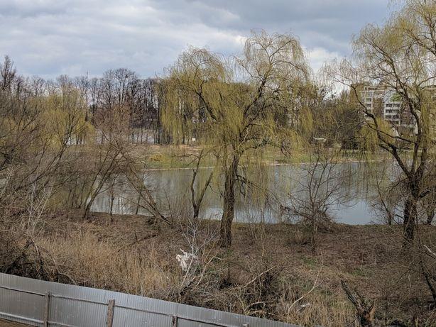 2- кім з виглядом на Озеро,Парк, Готова Новобудова, закрита територія
