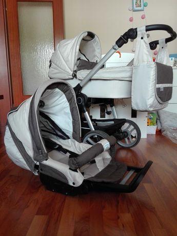 Wózek Teutonia 3w1