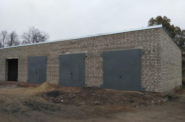 Капитальный гараж 40.2м. в АК-41