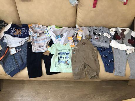 Одежда для мальчика 68р