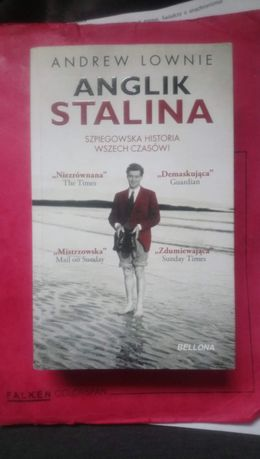 """""""Anglik Stalina"""" Andrew Lownie,"""