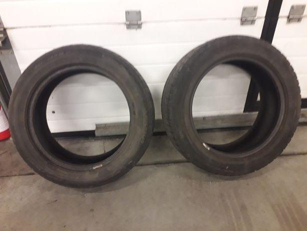 Opony Michelin zimowe 205/55R16
